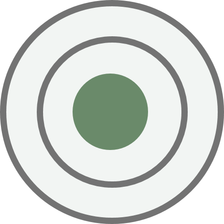 icono de destino