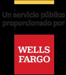 un servicio publico proporcionado por wells fargo