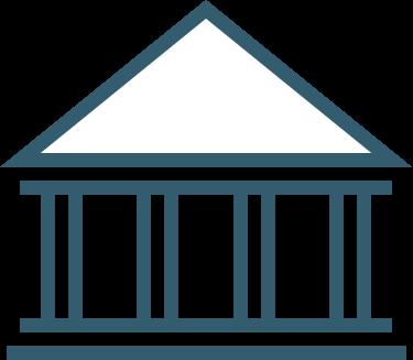 icono de banco